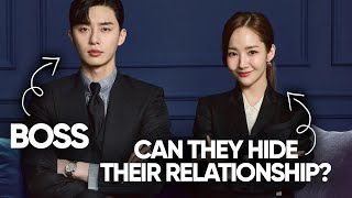 12 BEST Office Romance Korean Dramas That'll Make You Fall In Love With Your Boss! [Ft HappySqueak]