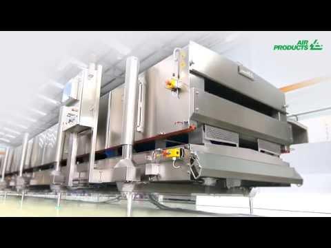 Freshline® IQF Tunnel Freezer