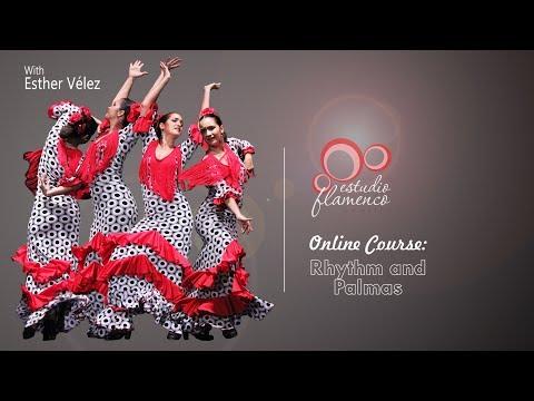 Rhythm and claps course   Level 1   Basic for Flamenco