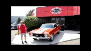 1972 Chevy Chevelle SS Convertible Classic Muscle Car for Sale in MI Vanguard Motor Sales
