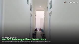 Gambar cover Kost SCB Pademangan Jakarta Utara