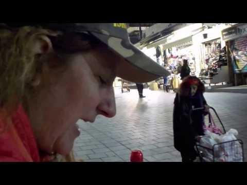 Gospel of John---Jerusalem Market Street Preacher