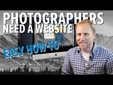 how-to-create-a-website-//-photographers-need-their-own-website