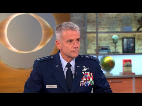 Air Force Academy chief responds to CBS News sexual assault report