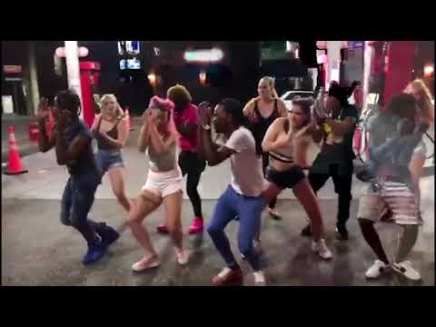 Chi Ching Ching - Rice and Pease dance by Koolkid, danced with Viba