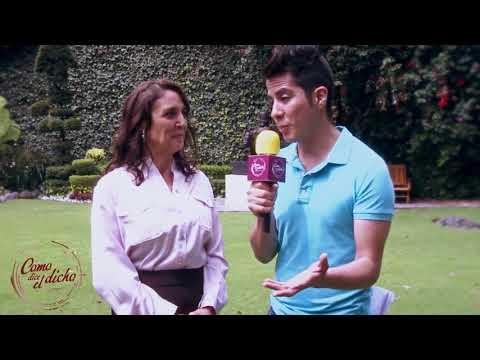 Entrevista @maruduenas  Estreno Lunes 14 agosto