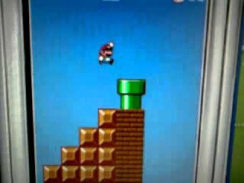 super mario bros java 320x240