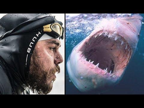 Quest'uomo ha nuotato in mare aperto per 157 giorni!GUARDATE PERO' COSA GLI E' SUCCESSO...
