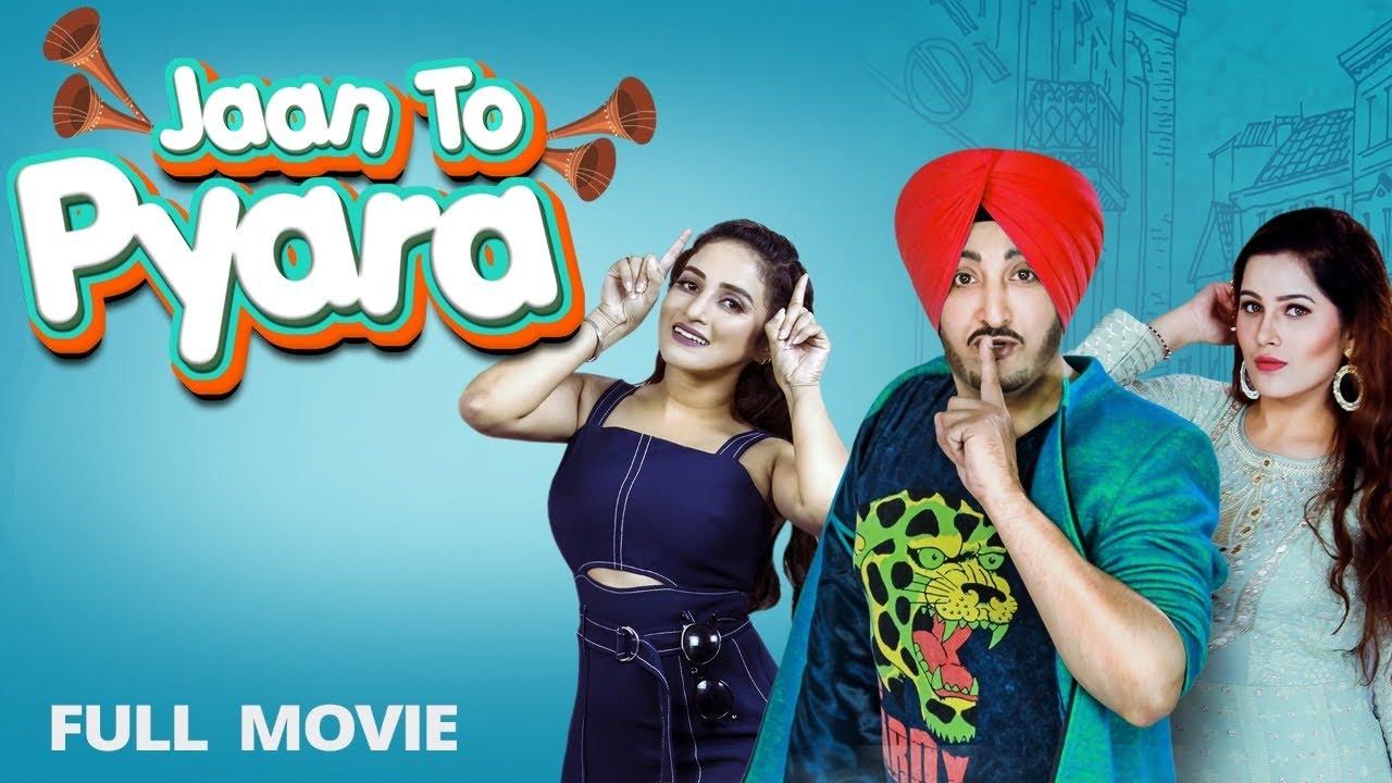 Download JAAN TOH PYARA Full Film (HD) Inderjit Nikku | Latest Punjabi Film 2020 | New Punjabi Movie