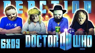 Doctor Who 6x9 REACTION!!