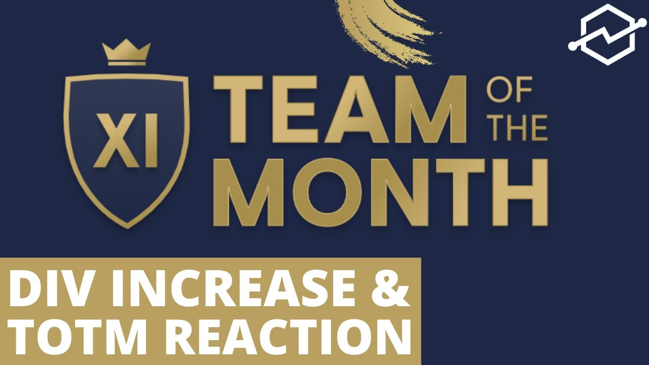 Football Index Announcement Reaction 09/07/2020: Dividend Increase, Team of the Month & Goalkeepers!
