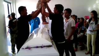 Huling silip... paalam tatay Ignas 11.16.2014