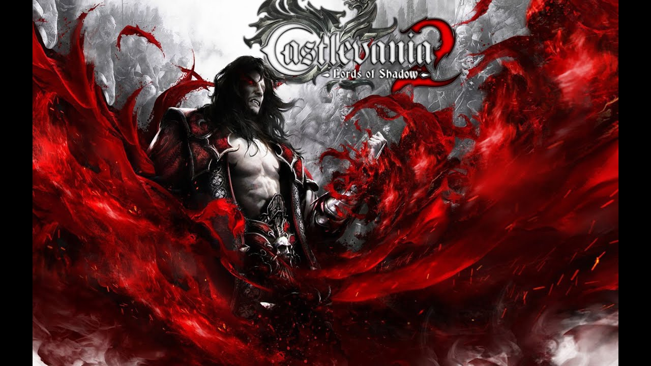 castlevania lords of shadow 2 картинки