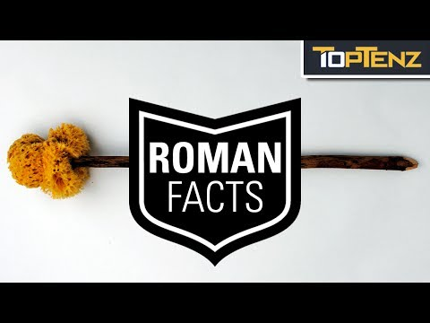 Fascinating Facts About the Romans