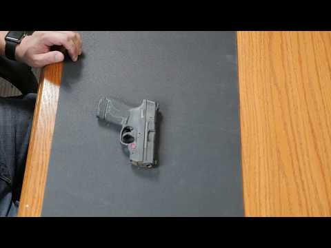 Cleaning the Smith & Wesson M&P Shield 2.0 With Laser - Bill's Gun Shop & Range