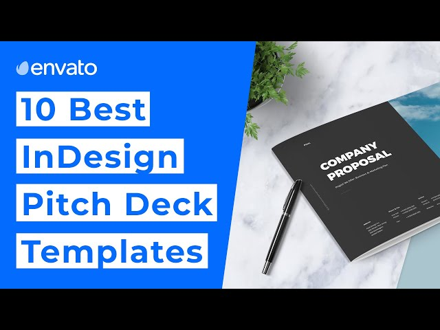 10 Best Pitch Deck Templates [2020]