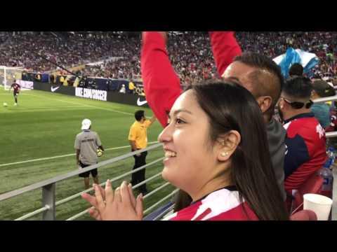CONCACAF Gold Cup Final USMNT vs. Jamaica