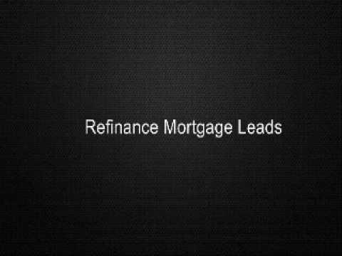 Refinance Mortgage Leads