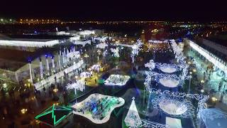 Video Winter in Sharm-el-sheikh. New Year 2016. Soho square download MP3, 3GP, MP4, WEBM, AVI, FLV Agustus 2017