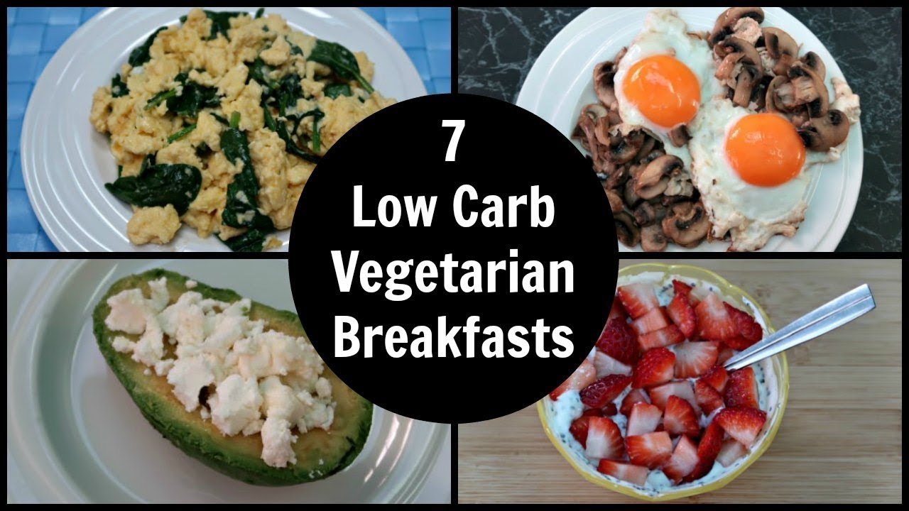 7 Keto Vegetarian Breakfast Ideas Easy Low Carb Breakfast Recipes