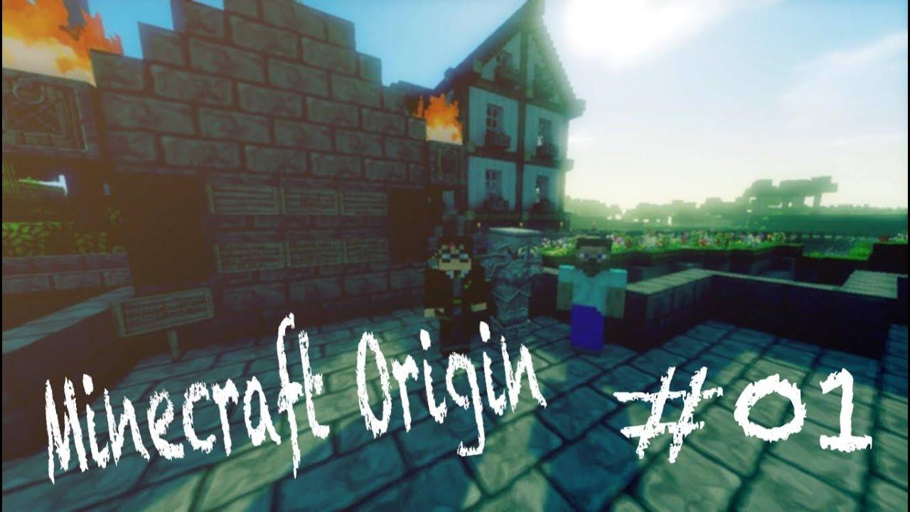 Wollt Ihr Mit Mir Minecraft Spielen D Minecraft Origin DaGiLP - Minecraft flussig spielen