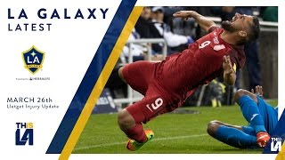 Video LA Galaxy midfielder Sebastian Lletget to undergo foot surgery download MP3, 3GP, MP4, WEBM, AVI, FLV Juni 2018