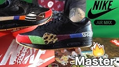 new product a7c6c c763d Nike Air Max 1 Master Unboxing   Review -  What The Air Max  - Duration   4 47.