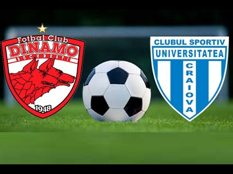 Dinamo - Craiova 2-2. Matematic în play-off!   3minute.net   Dinamo Craiova