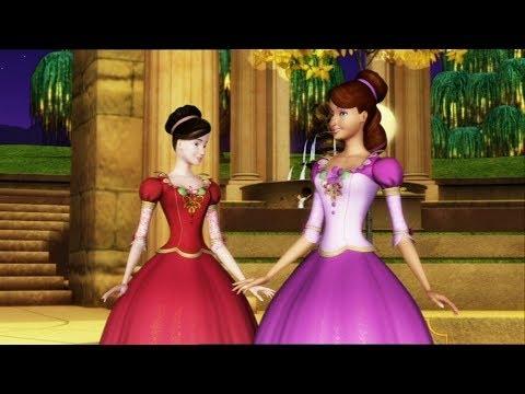 Barbie au bal des douze princesses en france youtube - Barbie 12 princesse ...