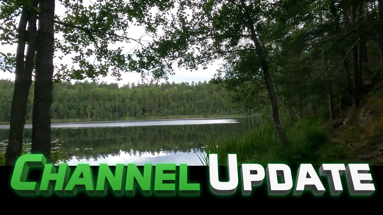 Channel Update - Doom & Gloom, Bikes & Hikes