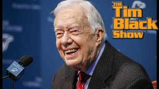 """Jimmy Carter: """"Media Harder On Trump Than Any Other President"""""""
