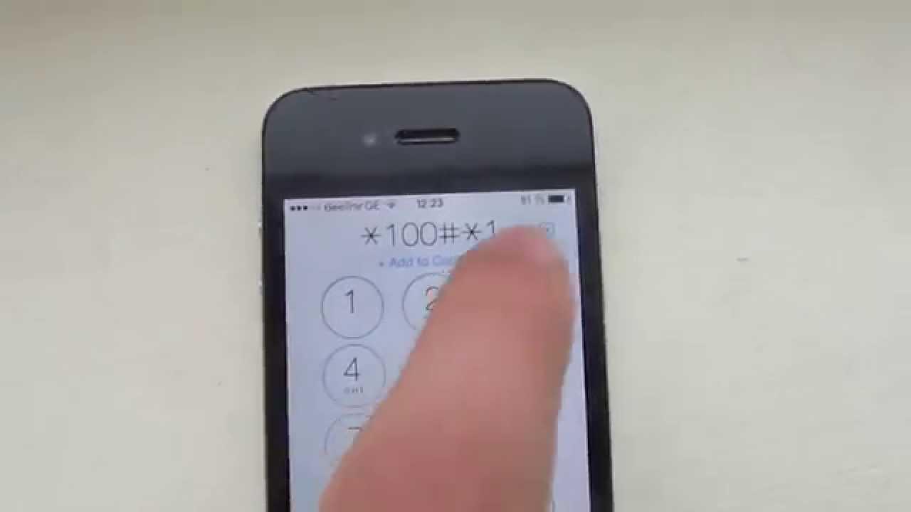 beeline iphone