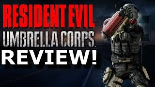 Umbrella Corps Review! (PS4) Worst Resident Evil Game EVER?