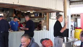 John Phipps At The 2015 Farmers Breakfast