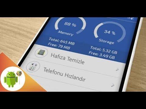 Android Telefon Hafızası Arttırma Yöntemleri