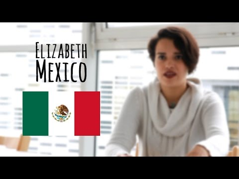Elizabeth, Mexican student - Bachelor Design - Groupe ESC Troyes