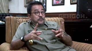 Bagaimana Sosok Benyamin Suep Dimata Gubernur Banten