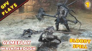 Bloody Spell: MUST PLAY RPG GAME! - Gameplay Walkthrough #1 (GPV Plays)