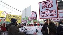 Dicke Luft in Tscheljabinsk