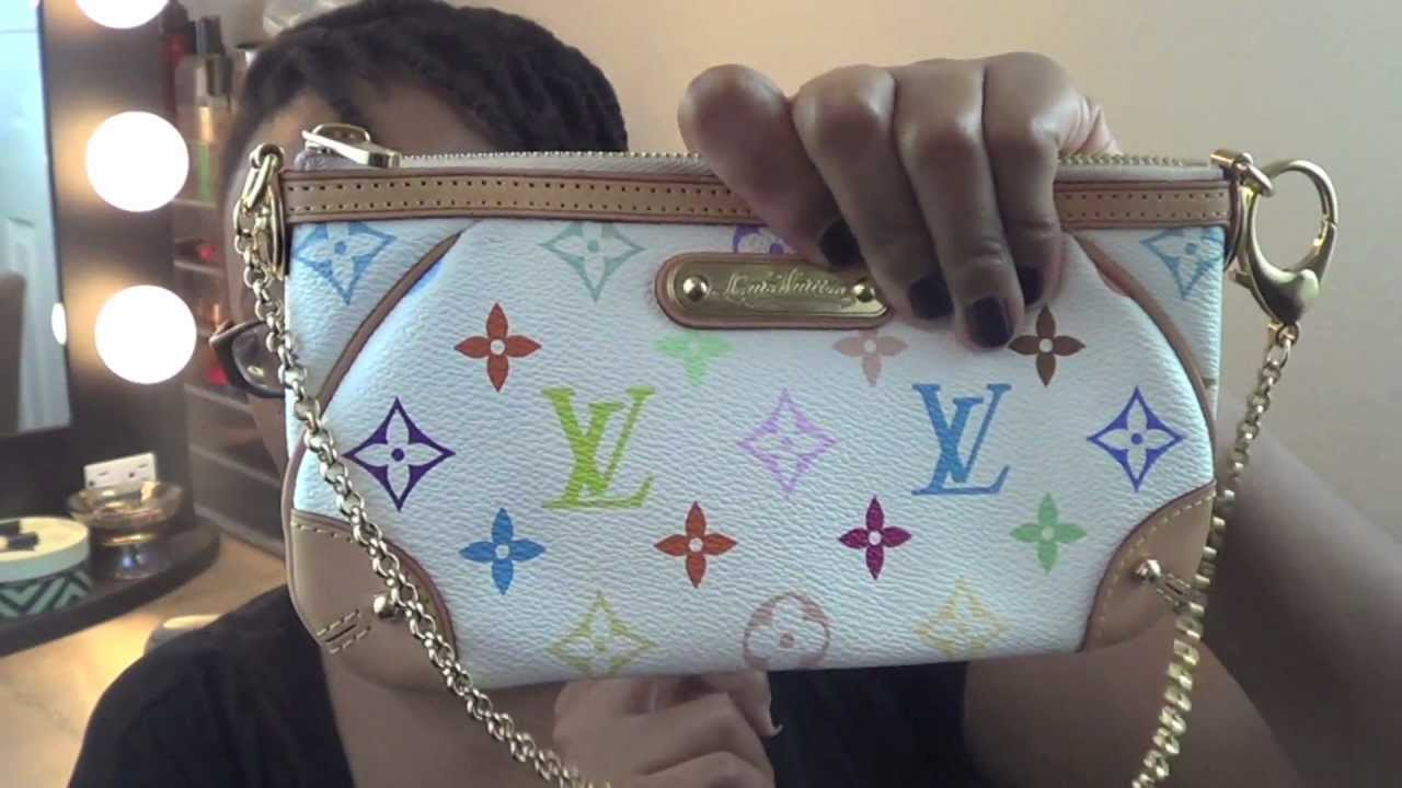 150fafbe99f8 70. REQUESTED  Louis Vuitton Milla MM Review - YouTube