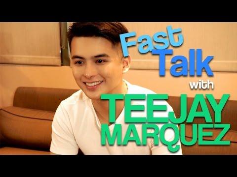 Teejay Marquez - Fast Talk