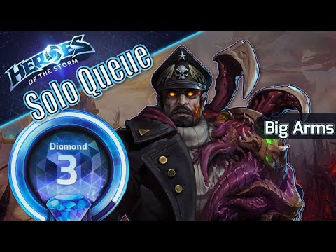 Big Arms Stukov Hots Solo Queue Diamond Storm League Livestream Youtube Obviously, stukov himself takers centre stage in the notes, but there are plenty of other changes besides update june 30, 2017:stukov has been revealed in a heroes of the storm spotlight video. big arms stukov hots solo queue diamond storm league livestream