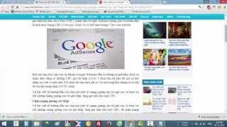 Chọn nhà mạng quảng cáo CPC cao cho google adsense Kiếm tiền adsense