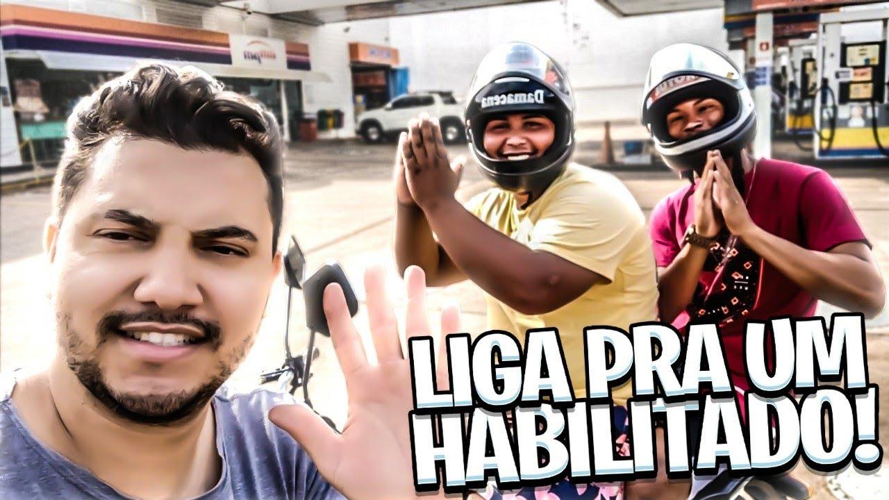 OS HOME SÓ LIBERA SE FOR UM HABILITADO