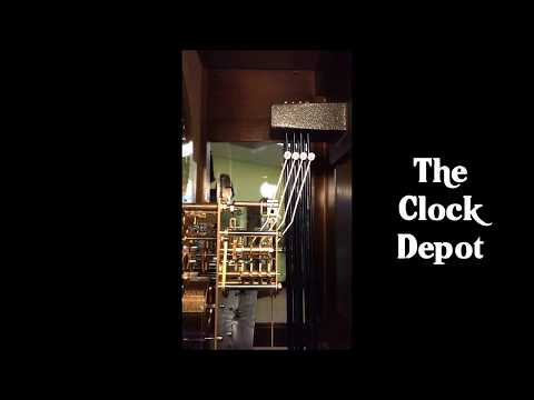 Westminster chimes for Howard Miller Grandfather Clocks