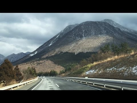 My tourism abroad (driving self in Kyushu Japan) (part1)