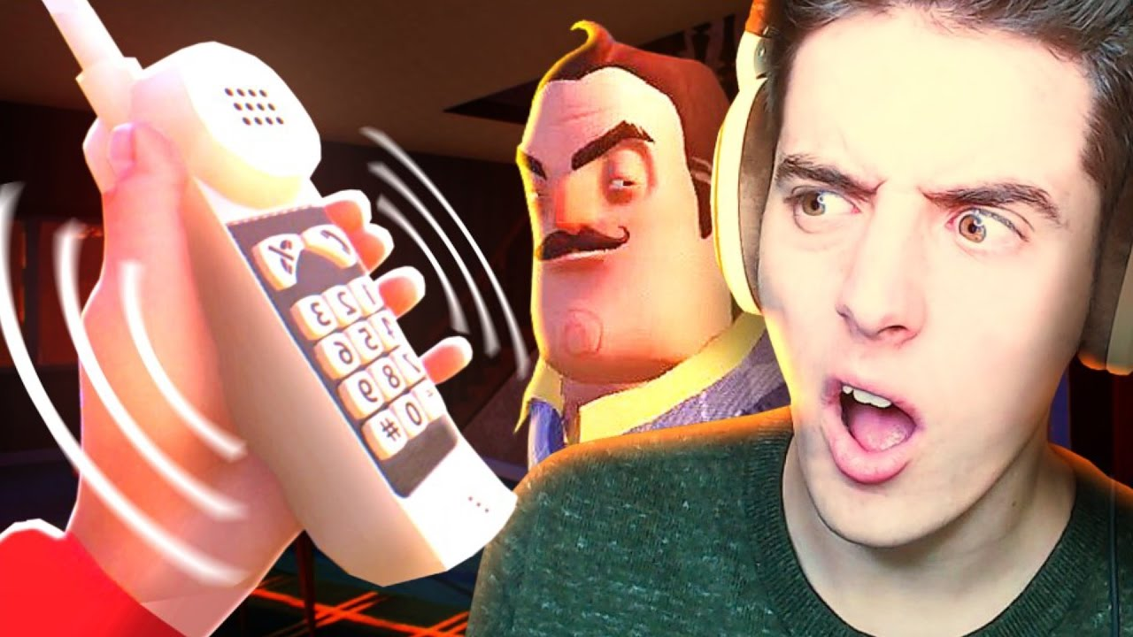 MORE SECRETS?! | Hello Neighbor