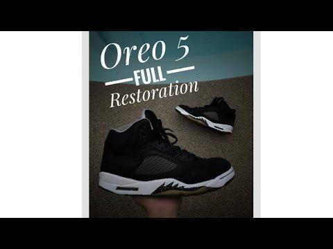 Oreo 5 Full Restoration