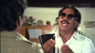 Managara Kaval - Vijayakanth arrests Thyagu