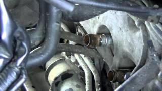 Промывка Радиатора Печки(Что делать, если печка в салоне автомобиля, дует холодным воздухом?!, 2014-02-02T18:33:23.000Z)
